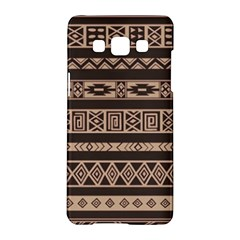 Ethnic Pattern Vector Samsung Galaxy A5 Hardshell Case