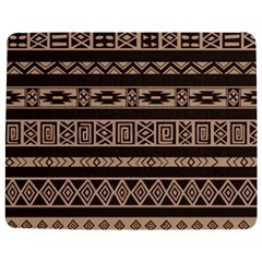 Ethnic Pattern Vector Jigsaw Puzzle Photo Stand (Rectangular)