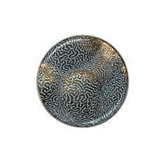 Coral Pattern Hat Clip Ball Marker