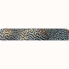 Coral Pattern Small Bar Mats
