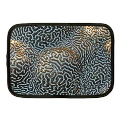 Coral Pattern Netbook Case (medium)