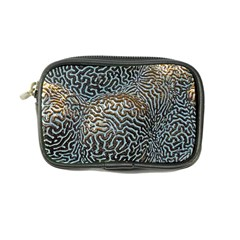Coral Pattern Coin Purse