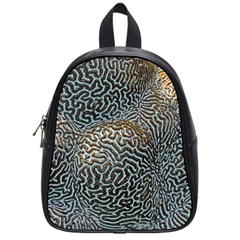 Coral Pattern School Bags (Small)