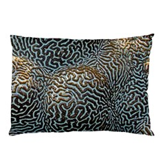 Coral Pattern Pillow Case (two Sides)