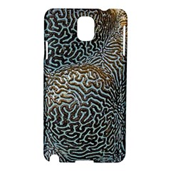 Coral Pattern Samsung Galaxy Note 3 N9005 Hardshell Case