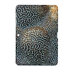 Coral Pattern Samsung Galaxy Tab 2 (10.1 ) P5100 Hardshell Case