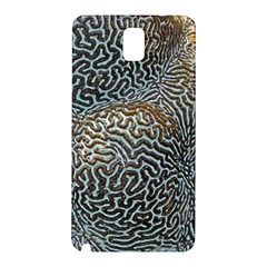Coral Pattern Samsung Galaxy Note 3 N9005 Hardshell Back Case