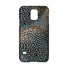 Coral Pattern Samsung Galaxy S5 Hardshell Case