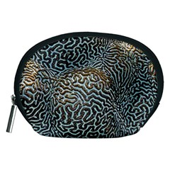 Coral Pattern Accessory Pouches (Medium)