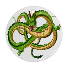 Dragon Snake Ornament (round)