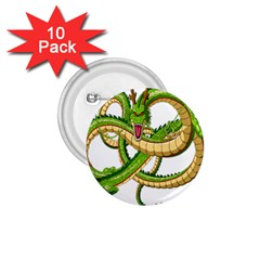 Dragon Snake 1 75  Buttons (10 Pack)