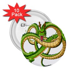 Dragon Snake 2 25  Buttons (10 Pack)