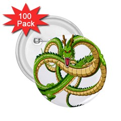 Dragon Snake 2 25  Buttons (100 Pack)