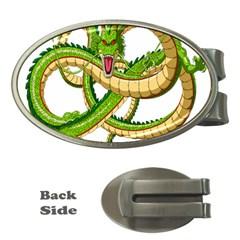 Dragon Snake Money Clips (oval)