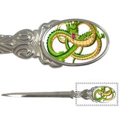 Dragon Snake Letter Openers