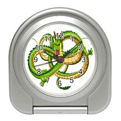 Dragon Snake Travel Alarm Clocks