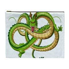 Dragon Snake Cosmetic Bag (xl)