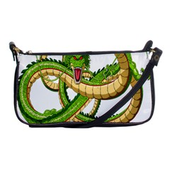 Dragon Snake Shoulder Clutch Bags