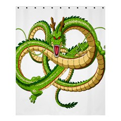 Dragon Snake Shower Curtain 60  x 72  (Medium)
