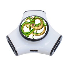 Dragon Snake 3 Port Usb Hub
