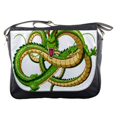 Dragon Snake Messenger Bags