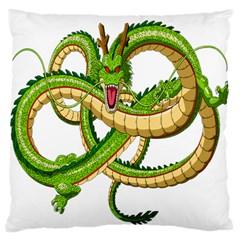 Dragon Snake Large Cushion Case (One Side)