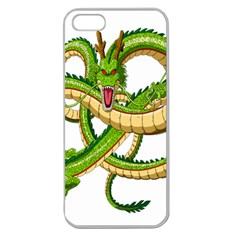 Dragon Snake Apple Seamless Iphone 5 Case (clear)