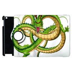 Dragon Snake Apple iPad 2 Flip 360 Case