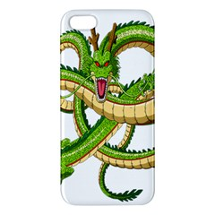 Dragon Snake Apple Iphone 5 Premium Hardshell Case