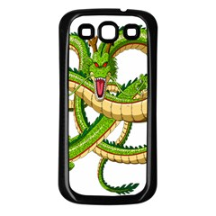 Dragon Snake Samsung Galaxy S3 Back Case (black)