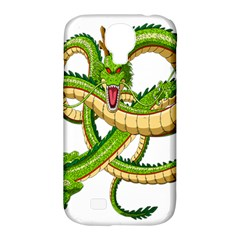 Dragon Snake Samsung Galaxy S4 Classic Hardshell Case (pc+silicone)