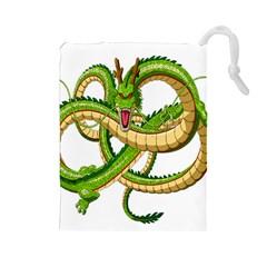 Dragon Snake Drawstring Pouches (large)
