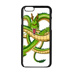 Dragon Snake Apple Iphone 6/6s Black Enamel Case