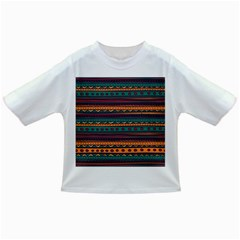 Ethnic Style Tribal Patterns Graphics Vector Infant/Toddler T-Shirts