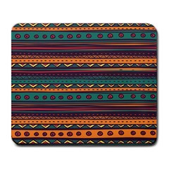 Ethnic Style Tribal Patterns Graphics Vector Large Mousepads