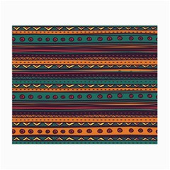 Ethnic Style Tribal Patterns Graphics Vector Small Glasses Cloth
