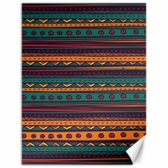 Ethnic Style Tribal Patterns Graphics Vector Canvas 12  X 16