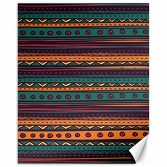 Ethnic Style Tribal Patterns Graphics Vector Canvas 16  X 20