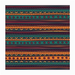 Ethnic Style Tribal Patterns Graphics Vector Medium Glasses Cloth