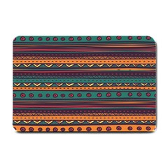 Ethnic Style Tribal Patterns Graphics Vector Small Doormat