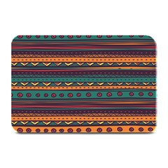 Ethnic Style Tribal Patterns Graphics Vector Plate Mats