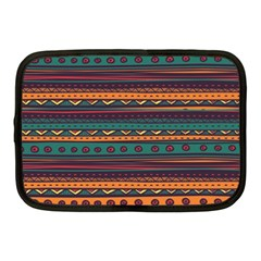 Ethnic Style Tribal Patterns Graphics Vector Netbook Case (Medium)