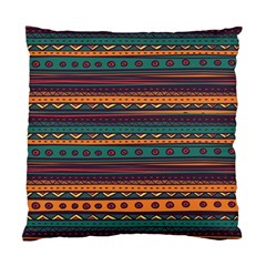 Ethnic Style Tribal Patterns Graphics Vector Standard Cushion Case (two Sides)