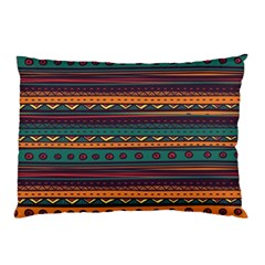 Ethnic Style Tribal Patterns Graphics Vector Pillow Case