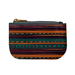 Ethnic Style Tribal Patterns Graphics Vector Mini Coin Purses