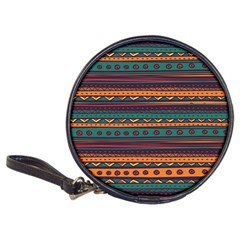 Ethnic Style Tribal Patterns Graphics Vector Classic 20 Cd Wallets