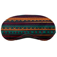 Ethnic Style Tribal Patterns Graphics Vector Sleeping Masks