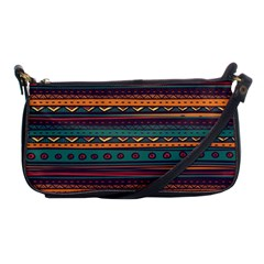 Ethnic Style Tribal Patterns Graphics Vector Shoulder Clutch Bags
