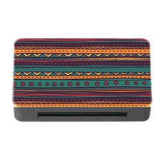 Ethnic Style Tribal Patterns Graphics Vector Memory Card Reader With Cf