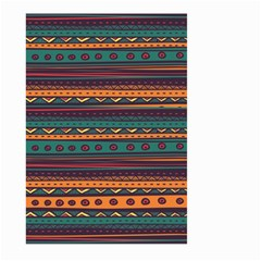 Ethnic Style Tribal Patterns Graphics Vector Large Garden Flag (two Sides)